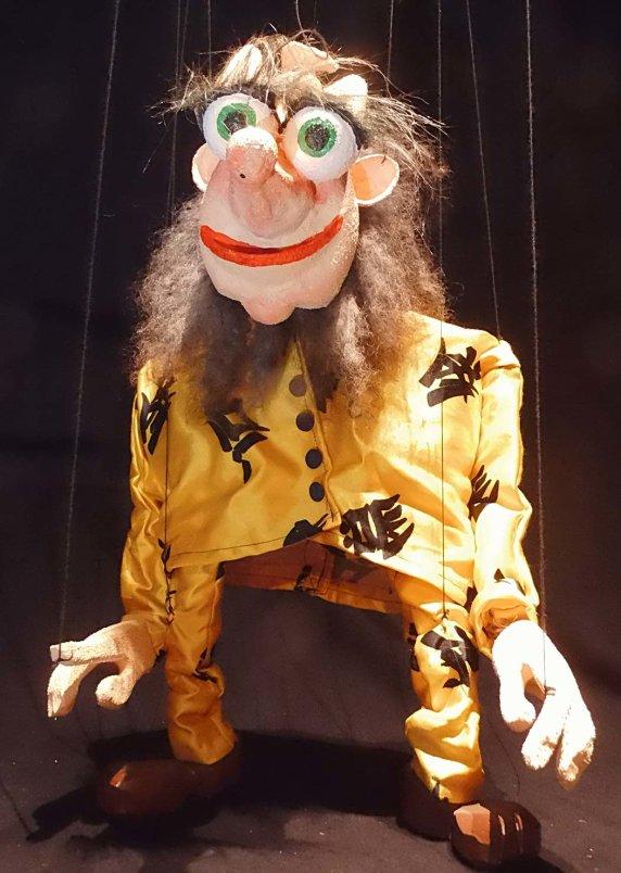 Übungsfigur für das Theater Kiel