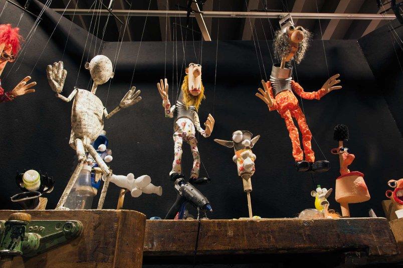 P. Beyer Marionetten in Braunschweig